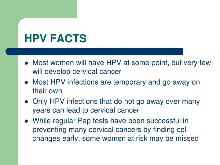 HPV FACTS