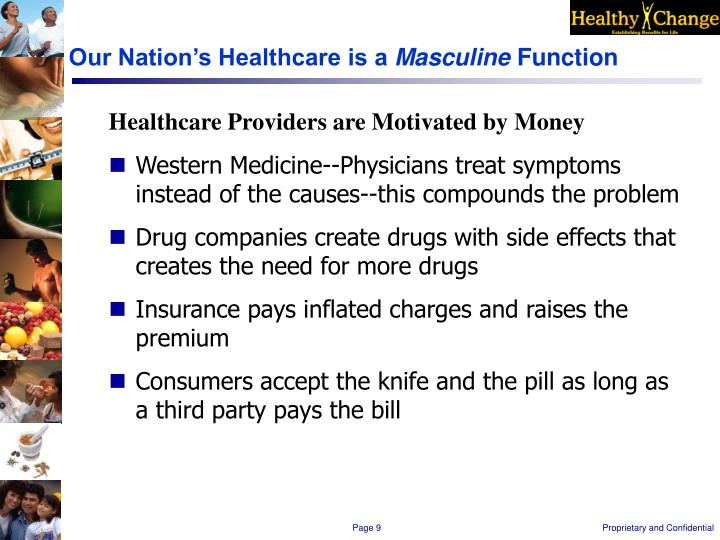 Our Nation's Healthcare is a