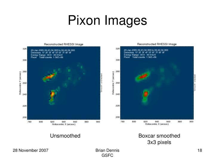Pixon Images