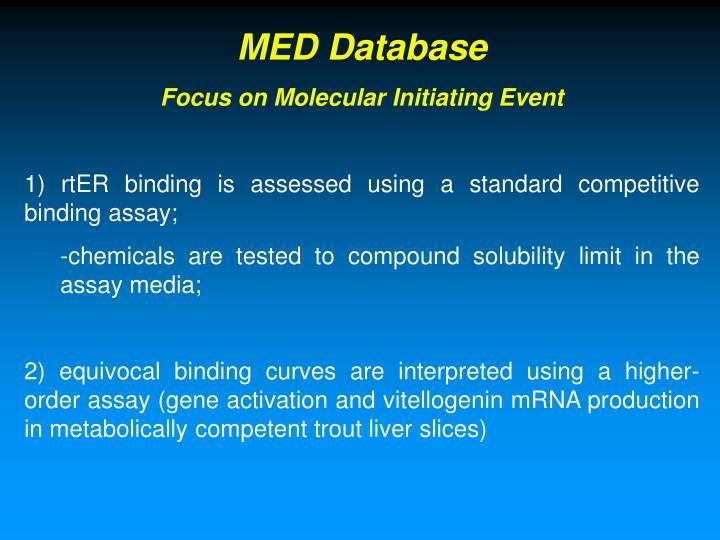 MED Database