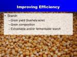 improving efficiency1