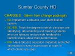 sumter county hd3