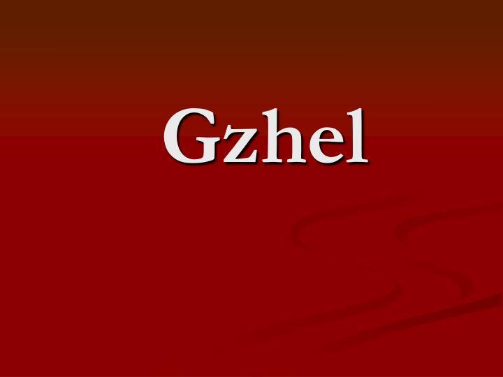 Gzhel
