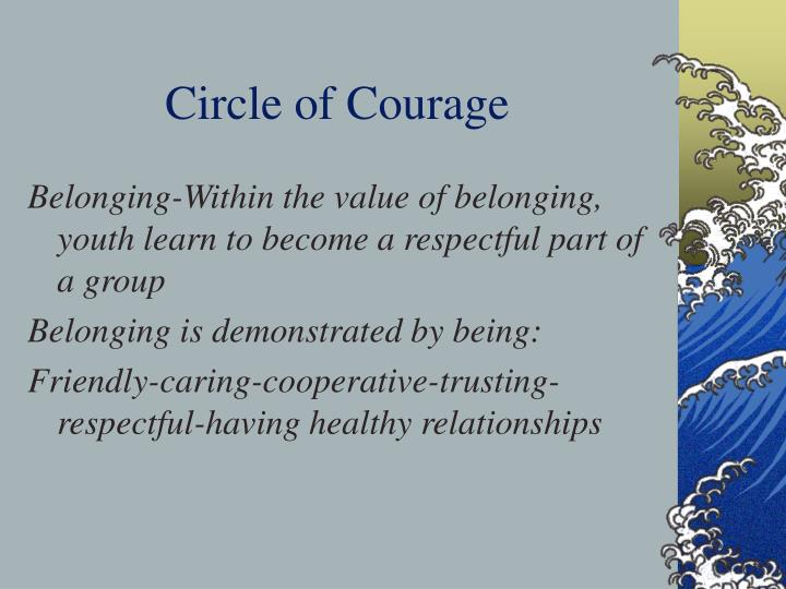 Circle of courage1
