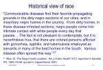 historical view of race3