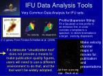 ifu data analysis tools2