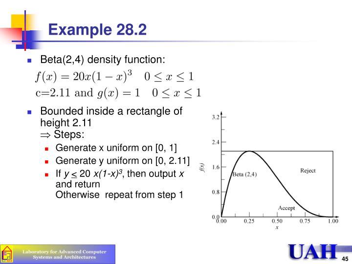 Example 28.2