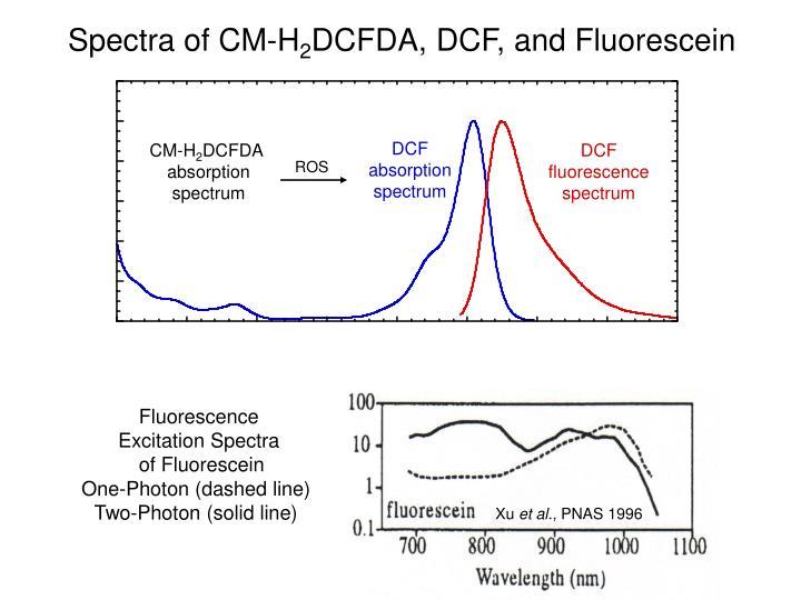 Spectra of CM-H