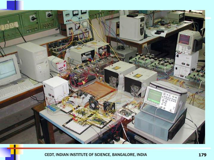 CEDT, INDIAN INSTITUTE OF SCIENCE, BANGALORE, INDIA