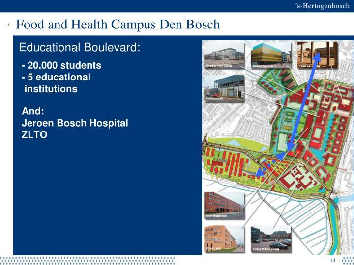 Educational Boulevard: