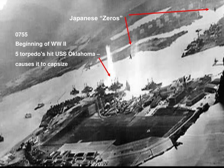"""Japanese """"Zeros"""""""