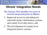 illinois integration needs