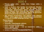 doo ii