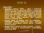 doo iv