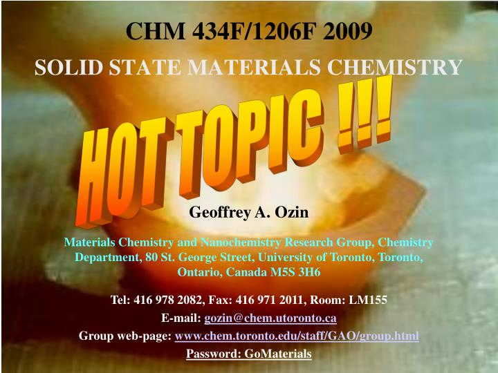 chm 434f 1206f 2009 solid state materials chemistry n.