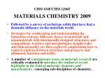chm 434f chm 1206f materials chemistry 20091