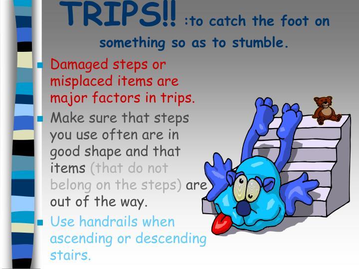 TRIPS!!