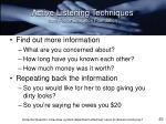 active listening techniques from peace education foundation