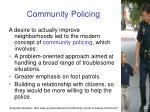 community policing3