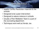 peer mediation1