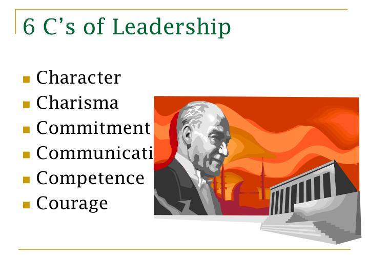 6 C's of Leadership