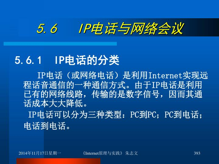 5.6   IP