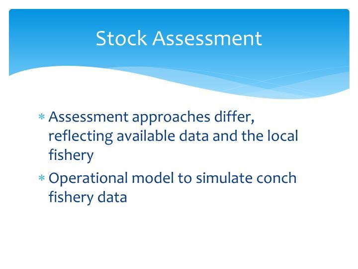Stock Assessment