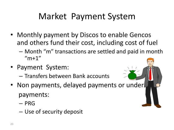 Market  Payment
