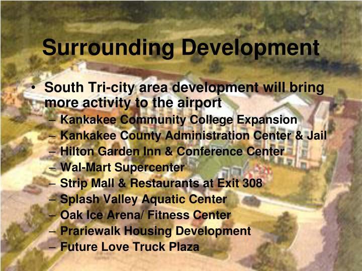 Surrounding Development