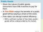 public goods1