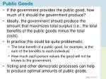 public goods4
