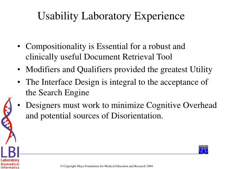 Compositionality is Essential for a robust and clinically useful Document Retrieval Tool