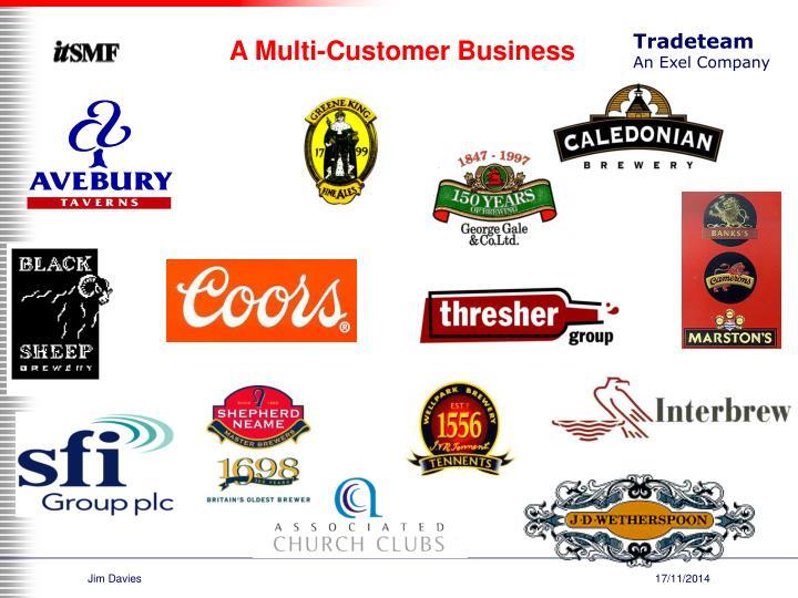 A Multi-Customer Business