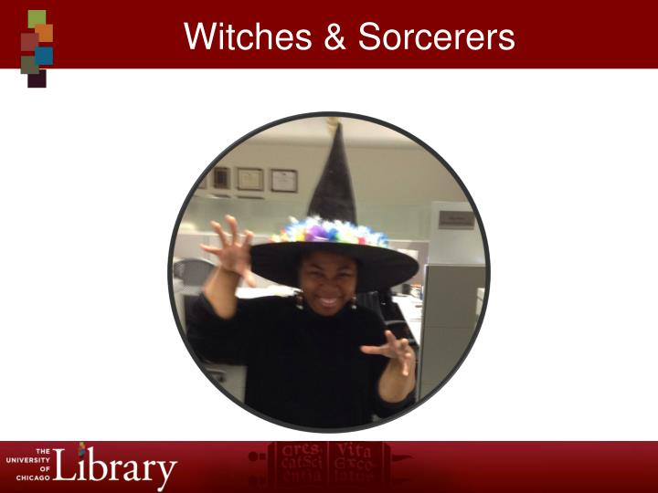 Witches & Sorcerers