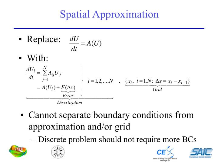 Spatial Approximation
