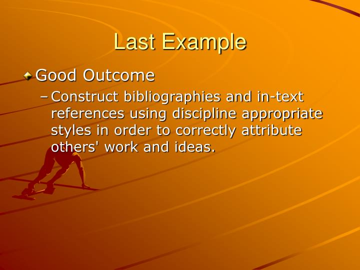 Last Example