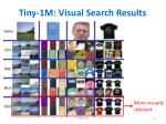 tiny 1m visual search results