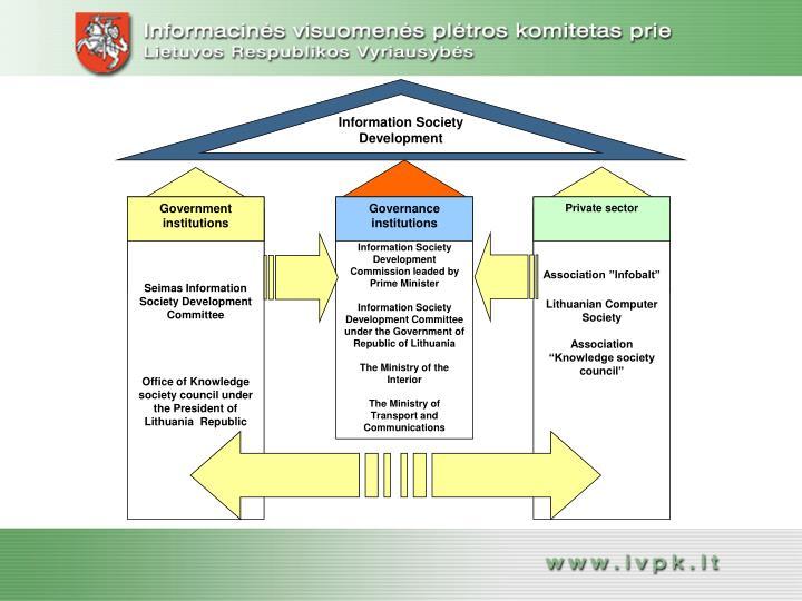 Information Society Development