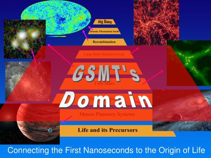 GSMT's