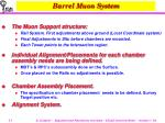 barrel muon system
