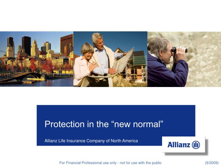 Protection in the new normal