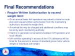final recommendations3