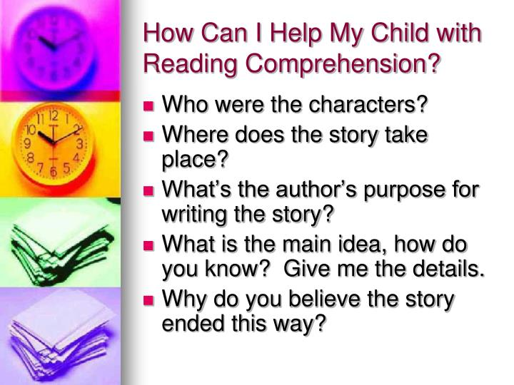 How Can I Help My Child with Reading Comprehension?