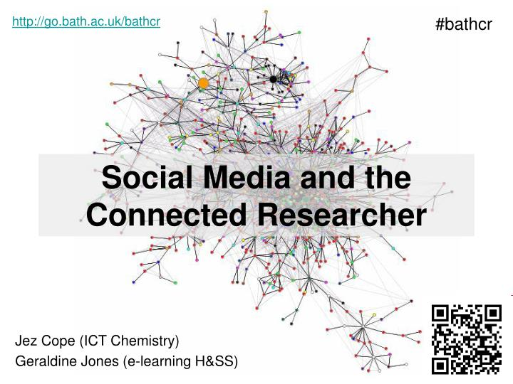social media and the connected researcher
