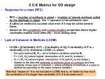 6 c k metrics for oo design2