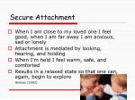 secure attachment1