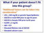 what if your patient doesn t fit into this group
