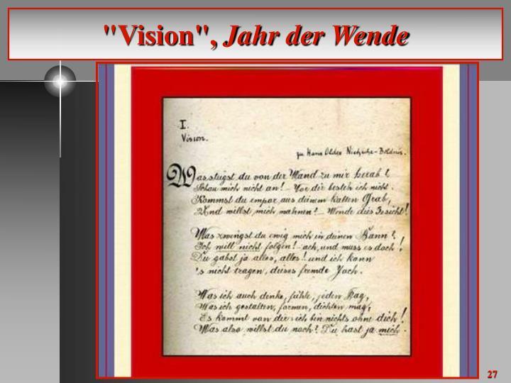 """Vision"","