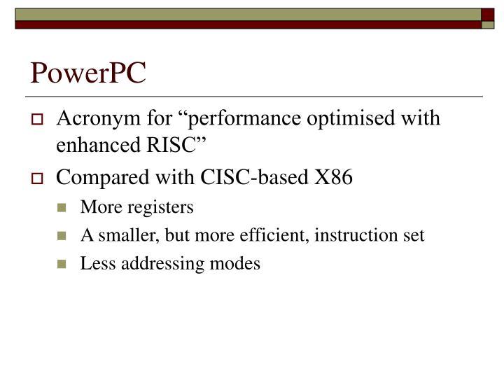 PowerPC