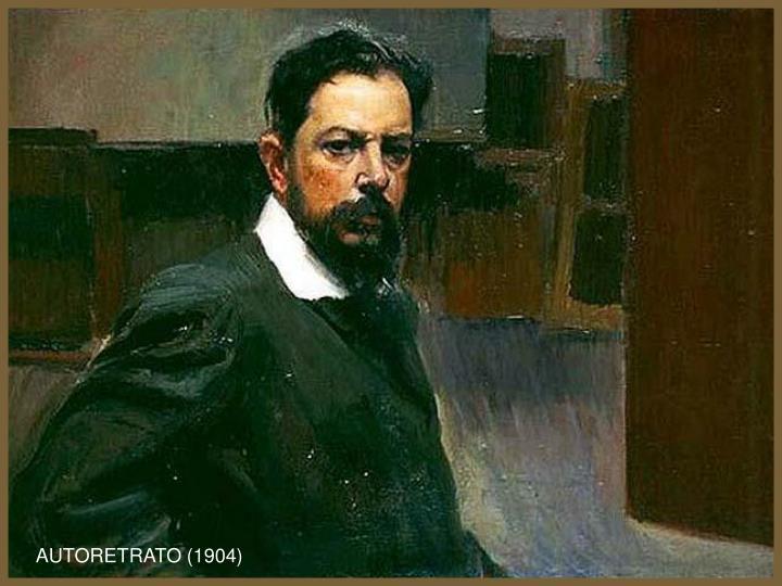 AUTORETRATO (1904)